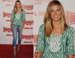 "Heidi Klum In Tibi - ""Hoodwinked Too! Hood vs. Evil"" LA Premiere"