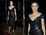 Heidi Klum In Vivienne Westwood - Vivienne Westwood Private Dinner
