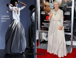 "Helen Mirren In Lanvin - ""Arthur"" New York Premiere"