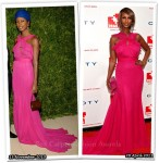 Who Wore Jason Wu Better? Shala Monroque or Iman