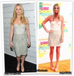 Who Wore Proenza Schouler Better? Jennifer Lawrence or Nicky Hilton