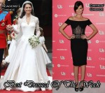 Best Dressed Of The Week: Catherine Middleton In Sarah Burton for Alexander McQueen & Odette Annable In Versus