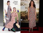 "Kristin Davis In Prada - ""Born To Be Wild 3D"" New York Screening"