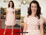 "Kristin Davis In Prada - ""Born To Be Wild 3-D"" LA Premiere"