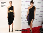 Lake Bell In Michael Kors - Good Housekeeping's Shine On Event