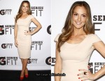 Minka Kelly In Victoria Beckham - Gatorade G Series Fit Launch Event