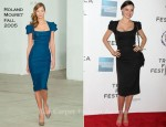 "Miranda Kerr In Roland Mouret - 2011 Tribeca Film Festival ""The Good Doctor"" Premiere"