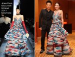Miriam Yeung In Jean Paul Gaultier Couture - 2011 Hong Kong Film Awards
