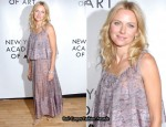Naomi Watts In Chanel - Tribeca Arts Gala