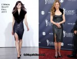 Nicole Kidman In L'Wren Scott - 2011 Academy Of Country Music Awards