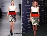 "Olivia Palermo In Giambattista Valli - ""Henry's Crime"" New York Screening"