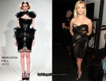 Reese Witherspoon In Marchesa - 2011 Academy Of Country Music Awards