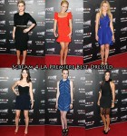 Who Was Your Best Dressed At The Scream 4 LA Premiere?