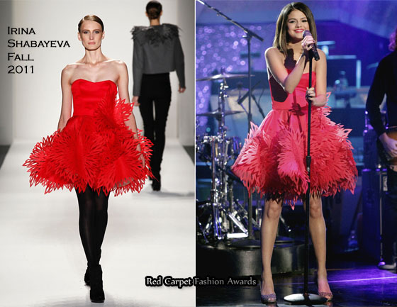 selena gomez who says dress designer. Last night Selena Gomez