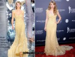 Taylor Swift In Elie Saab Couture - 2011 Academy Of Country Music Awards