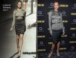 "Uma Thurman In Lanvin - ""Ceremony"" New York Screening"