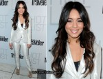 Vanessa Hudgens In Mimi Plange - Conde Nast Traveler Annual Hot List Party