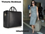 In Victoria Beckham's Closet - Structured Leather Travel Bag