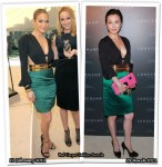 Who Wore Gucci Better? Jennifer Lopez or Carina Lau