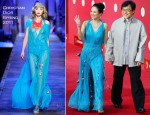 Zhang Ziyi In Christian Dior - First Beijing International Film Festival