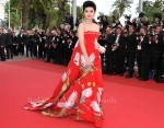 Fan Bing Bing In Chris Bu Kewen - 2011 Cannes Film Festival Opening Ceremony