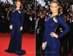 "Bar Refaeli In Roberto Cavalli - 2011 Cannes Film Festival ""The Beaver"" Premiere"