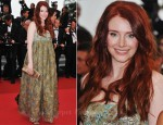 "Bryce Dallas Howard In Reem Acra - 2011 Cannes Film Festival ""Restless"" Premiere"