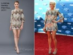 "Carrie Underwood In Lorena Sarbu - ""American Idol"" 2011 Finale Results Show"