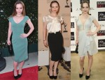 Christina Ricci Loves Her Ferragamo Pumps