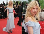 "Clemence Poesy In YSL Edition Soir - 2011 Cannes Film Festival ""Pirates of the Caribbean: On Stranger Tides"" Premiere"