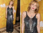 Courtney Love In Roberto Cavalli - 2011 El Museo Del Barrio Gala
