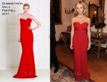 Brooklyn Decker In Giambattista Valli - White House Correspondents' Association Dinner