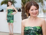 "Emily Browning In Louis Vuitton - 2011 Cannes Film Festival ""Sleeping Beauty"" Photocall"