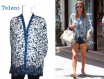 In Nicky Hilton's Closet - Tolani Marian Tunic