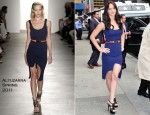 "Jennifer Lawrence In Altuzarra - ""Late Show With David Letterman"""