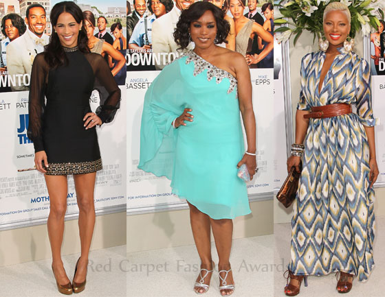 Quot Jumping The Broom Quot La Premiere Red Carpet Fashion Awards