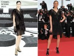 "Karolina Kurkova In Chanel - 2011 Cannes Film Festival ""Pirates of the Caribbean: On Stranger Tides"" Premiere"