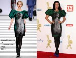 Katy Perry In Jean-Charles de Castelbajac - 2011 Logie Awards