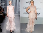 Kirsten Dunst In Chanel Couture - 2011 amfAR's Cinema Against AIDS Gala