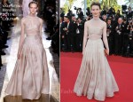 "Mia Wasikowska In Valentino Couture - 2011 Cannes Film Festival ""The Tree Of Life"" Premiere"
