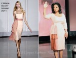 "Oprah Winfrey In L'Wren Scott - ""The Oprah Show"" Finale"