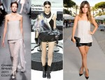 Rachel Bilson In Chanel - Chanel Resort 2012 Presentation