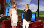 Rosie Huntington-Whiteley In Dolce & Gabbana - The Ellen DeGeneres Show