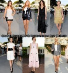 Who Was Your Best Dressed At The Chanel Resort 2012 Presentation?