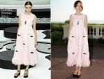 Alexa Chung In Chanel - Chanel Resort 2012 Presentation