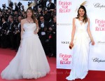 Anna Dello Russo's White Night @ Cannes Film Festival