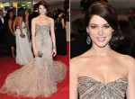 Ashley Greene In Donna Karan - 2011 Met Gala