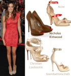 Celebrity Shoe Swap: Ashley Tisdale