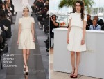 "Astrid Berges-Frisbey In Chanel Couture - 2011 Cannes Film Festival ""Pirates of the Caribbean: On Stranger Tides"" Photocall"