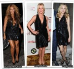 Who Wore Roberto Cavalli Better? Beyonce Knowles, Julianne Hough or Diane Kruger